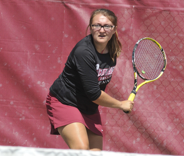 Sadie Campanella, Eric Laboissonniere Named Usta Rhode Island's College Tennis Players of The Year