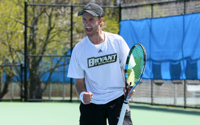 Matt Kuhar & Natalia Pezzucco Named Rhode Island's College Tennis Players of the Year