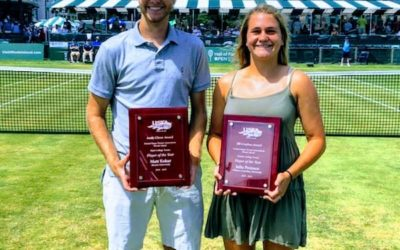 USTA Rhode Island's 2018-2019 Tennis Players of the Year Announced