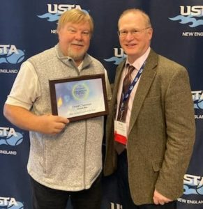 "USTA RI President Doug Chapman Awarded 2019 ""Champion of Tennis"" as National High School Coach of the Year"